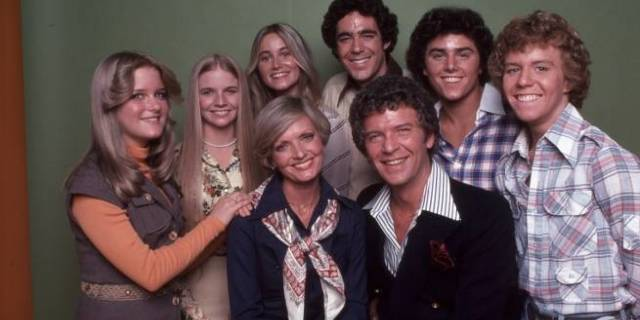 brady bunch getty images