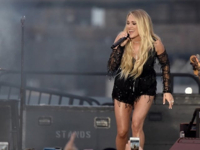 Carrie Underwood Addresses Baby Gender Speculation: 'I Don't Know What It Is'