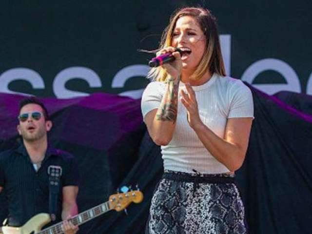Cassadee Pope 'Goes Where the Wind Blows' With New Album