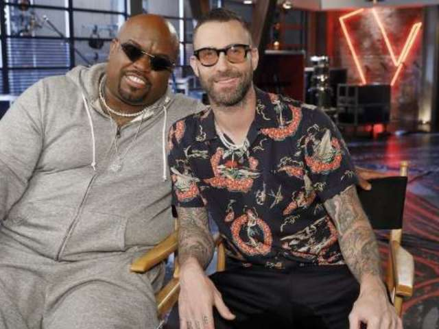 CeeLo Green Returns to 'The Voice' as Adam Levine's Advisor