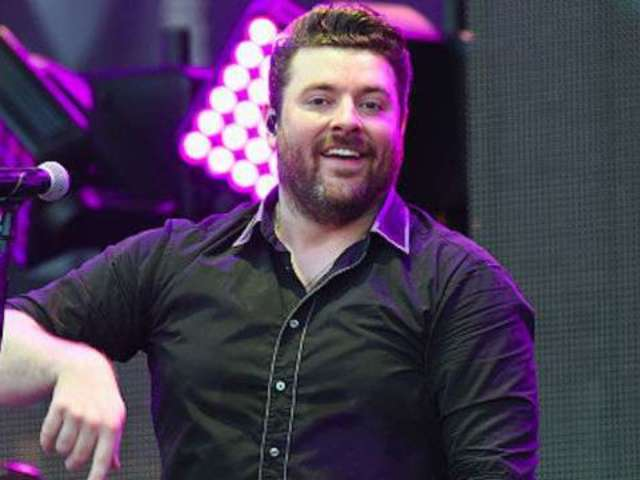 Chris Young Promises at Least One 'Sexy Song' on Upcoming New Album