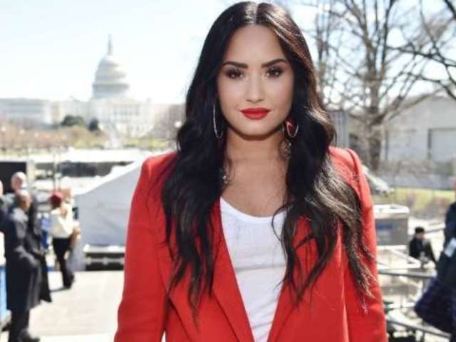 Demi Lovato Targeted by Burglars While in Rehab