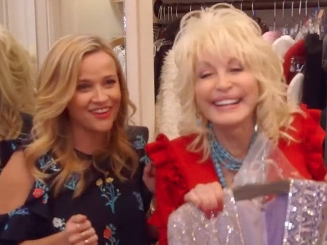 Reese Witherspoon Expresses Her Love for Dolly Parton and '9 to 5'