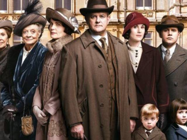 'Downton Abbey' Movie Production Excites 'Harry Potter' Fans