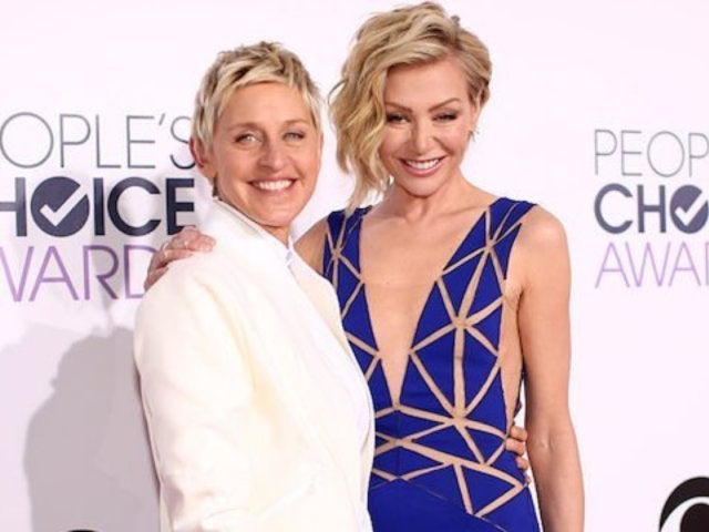 Ellen DeGeneres' Wife Portia de Rossi Returns to Instagram for Holiday Photo of With Their Dog