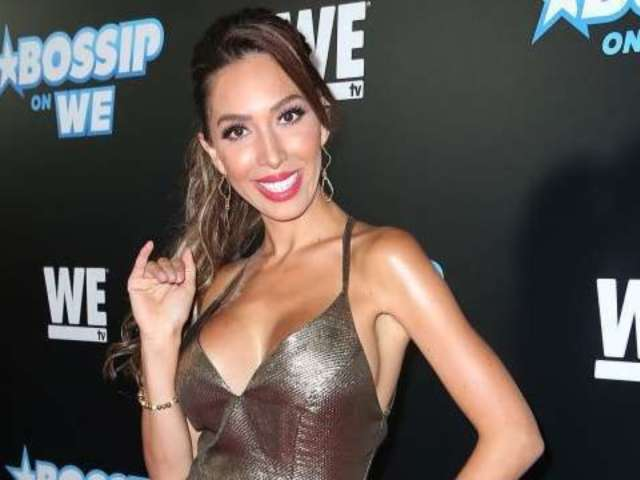 Farrah Abraham Leaves 'Ex on the Beach' for Battery, Resisting Arrest Court Appearance