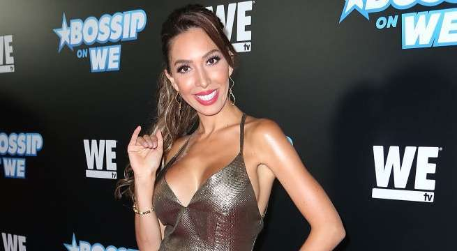 farrah abraham august 1 getty