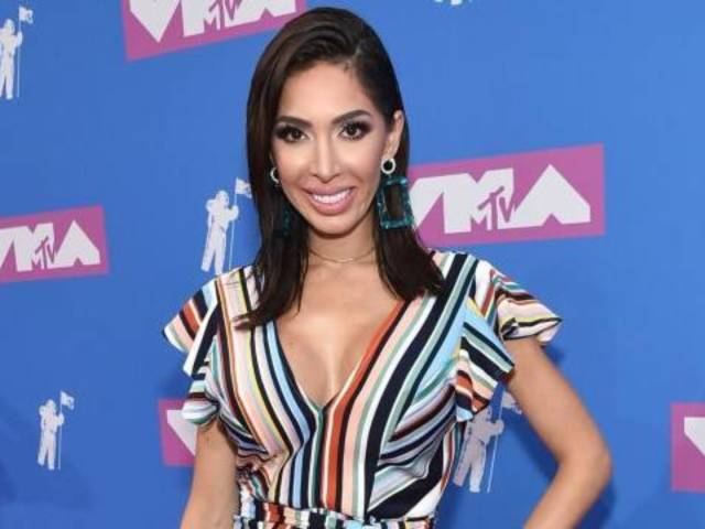 'Teen Mom' Farrah Abraham Completes Anger Management Following Battery Arrest