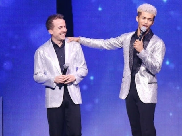 'DWTS: Juniors' Names Jordan Fisher and Frankie Muniz as Hosts