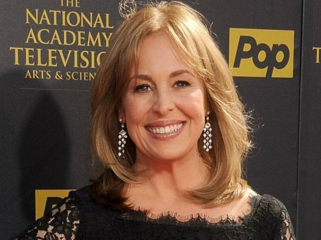 Genie Francis Returns to 'General Hospital' After Nine-Month Absence