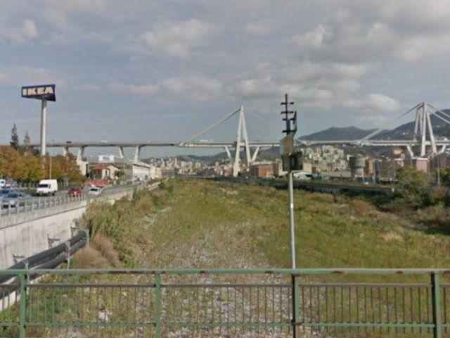 Highway Bridge Collapses in Genoa, Italy, Dozens Feared Dead