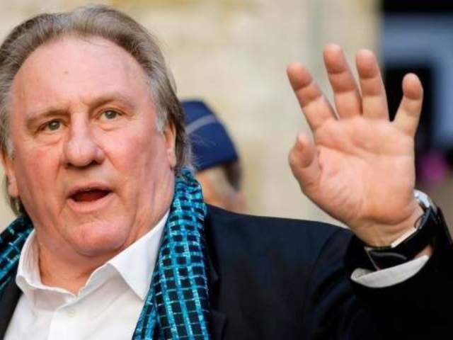 French Actor Gerard Depardieu Accused of Sexual Assault and Rape