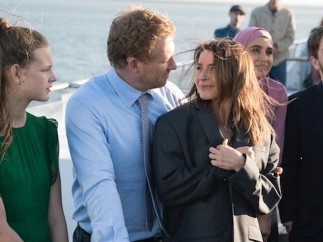 'Grey's Anatomy' Star Caterina Scorsone Teases Surprise Baby News