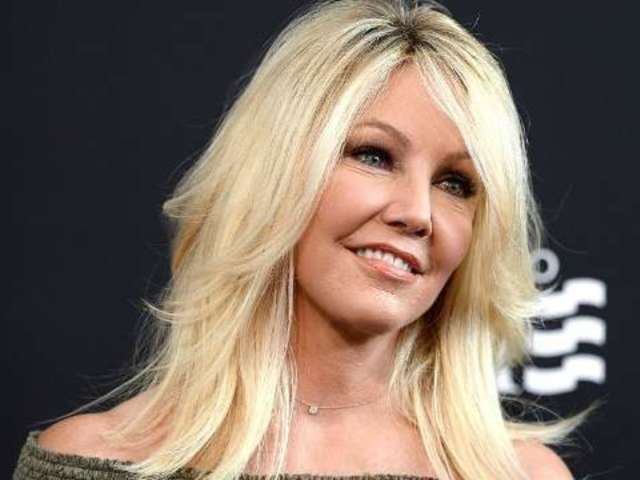 Heather Locklear Reportedly 'Climbing the Walls' in Rehab
