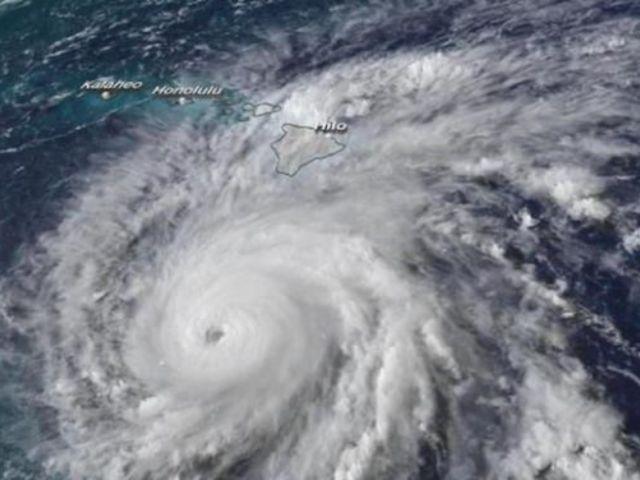 Hurricane Lane Poses Unprecedented Threat to Hawaii, Worst in Decades