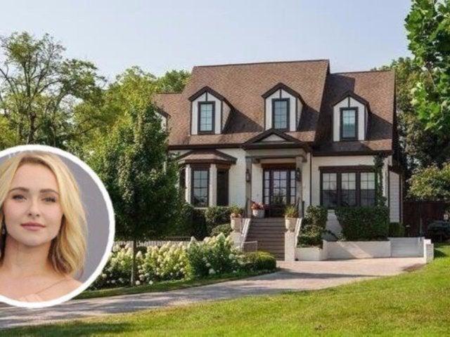 Hayden Panettiere Sells Charming Nashville Home