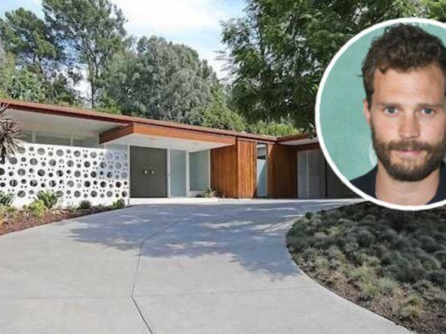Peek Inside 'Fifty Shades of Grey' Star Jamie Dornan's Glass Home in LA