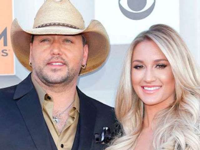 Jason Aldean Celebrates 5 Years of Marriage With His 'Queen' Brittany