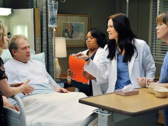'Grey's Anatomy': Jeff Perry Returns as Meredith's Father for Season 15