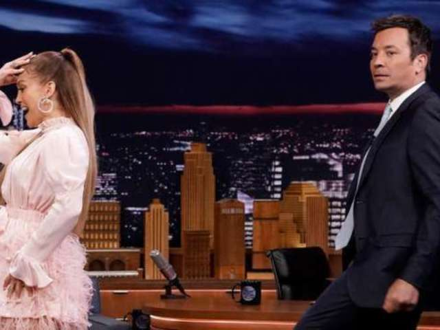 Jennifer Lopez Busts a Move During Interview on 'The Tonight Show' With Dance Breaks