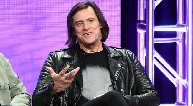 jim carrey 2018 getty images