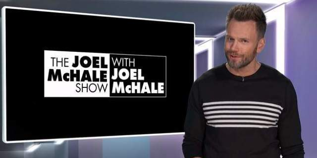 joel mchale show