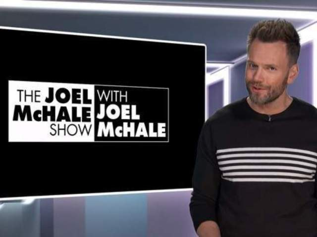Netflix Cancels 'The Joel McHale Show With Joel McHale' and 'The Break With Michelle Wolf'