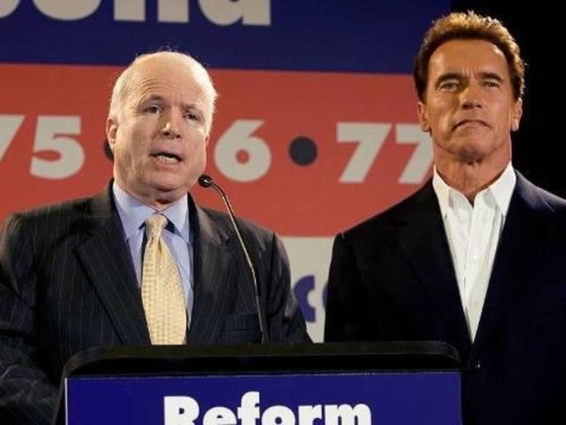 Hollywood Reacts to Senator John McCain's Passing
