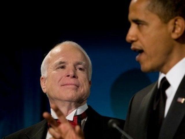 John McCain Requested Barack Obama, George W. Bush Speak at His Funeral