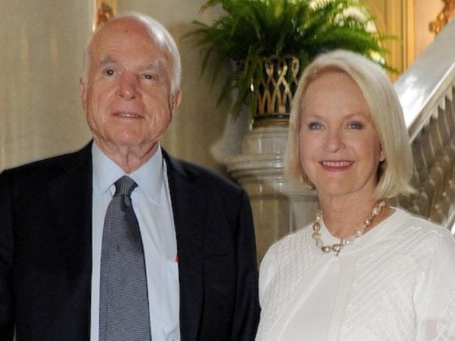 Cindy McCain Reveals Last Moments With Late Husband John McCain