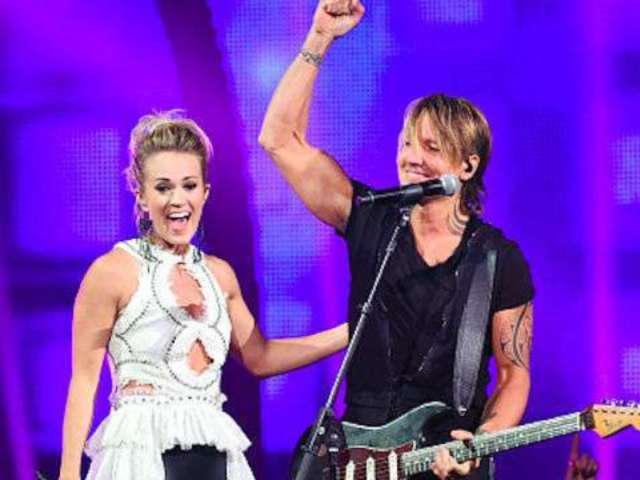 Keith Urban Explains Love of Collaborations
