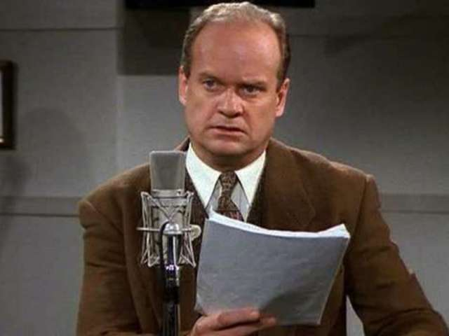 Kelsey Grammer Says 'Frasier' Reboot Must Be 'Great' in Order to Move Forward