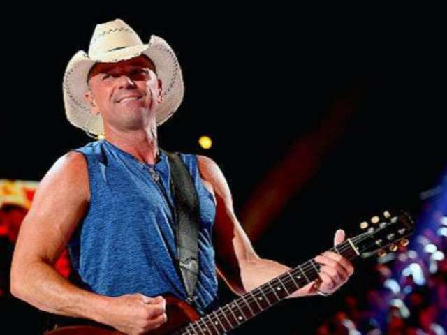 Kenny Chesney Teases Upcoming New Single, 'Tip of My Tongue'