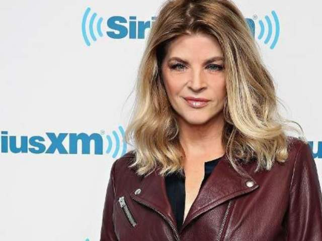 Kirstie Alley Fires up Twitter With Praise for Donald Trump's Coronavirus Response