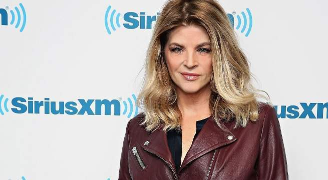 kirstie alley getty images
