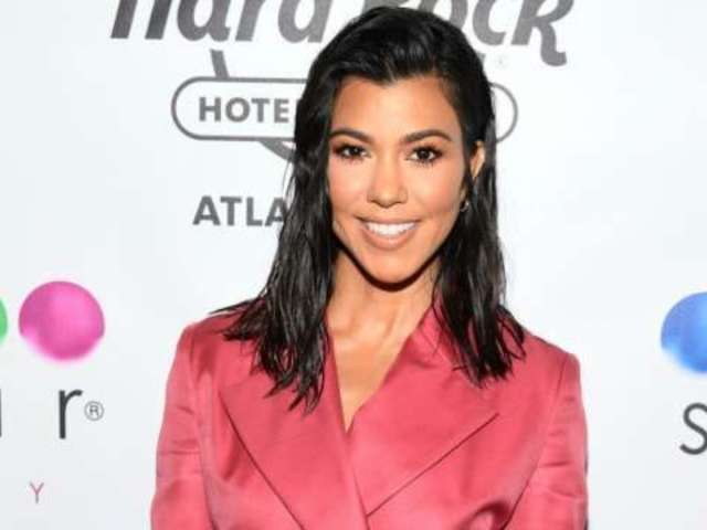 Kourtney Kardashian Skipped Sister Kim's Baby Shower After Vicious Fight