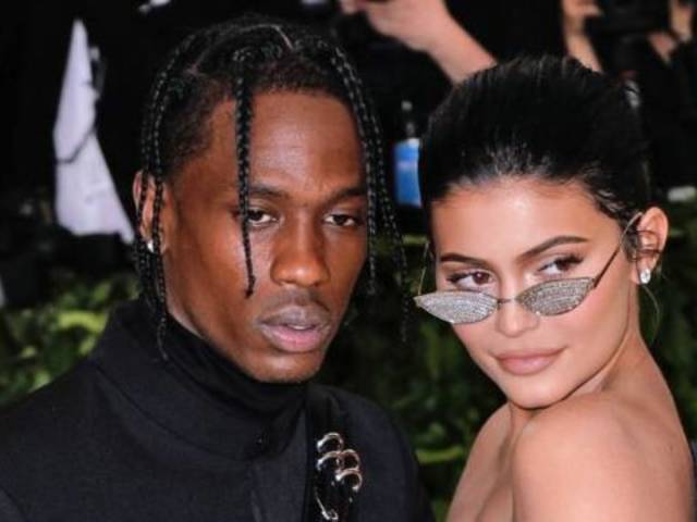 Kylie Jenner Stirs Marriage Rumors After Calling Travis Scott Her 'Hubby'