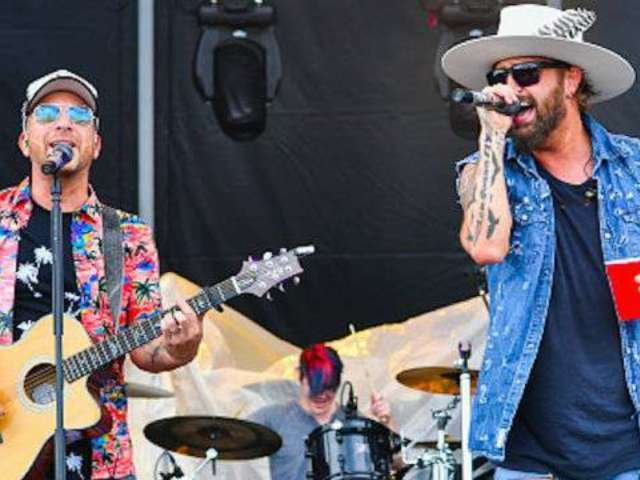 Listen to LOCASH's New 'Feels Like a Party' Single