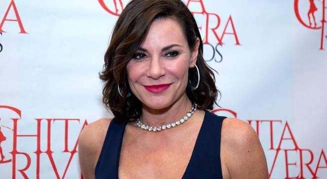 luann de lesseps getty images