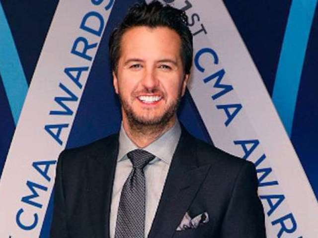 Luke Bryan Teases Surprise Guests During CMA Awards Opening Performance
