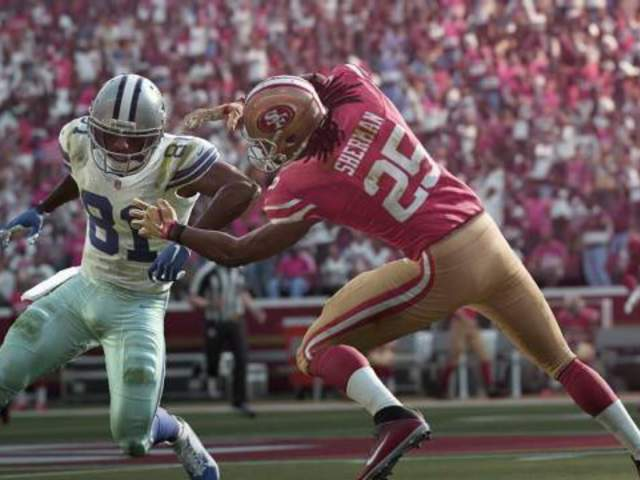 EA CEO Andrew Wilson Cancels 'Madden NFL 19' Tournament After Jacksonville Shooting