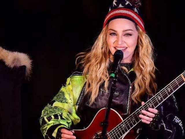 Madonna Complains Today's Music 'Sounds the Same'