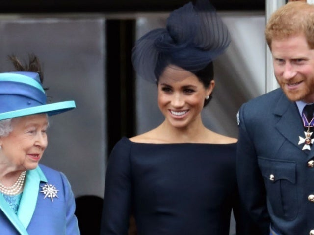 Prince Harry and Meghan Markle to Reportedly Vacation With the Queen