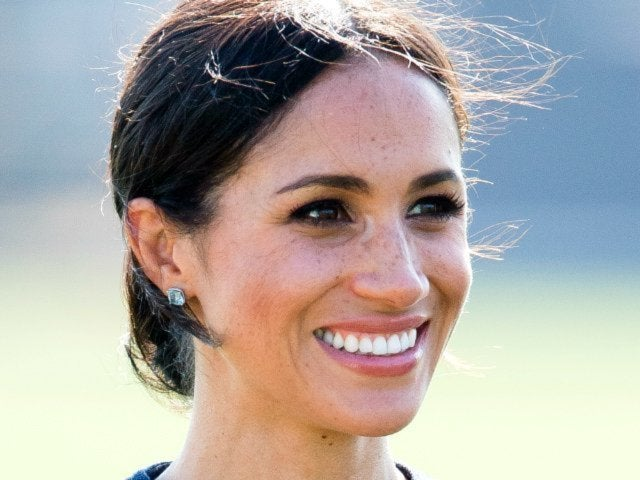 Meghan Markle Posted This Sly Halloween Photo During Prince Harry's Visit in 2016