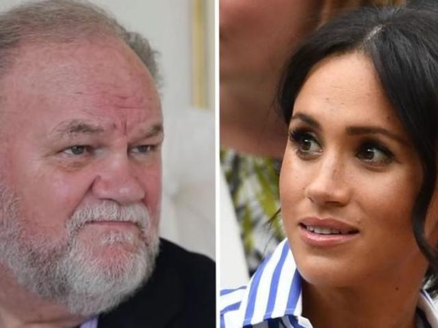Meghan Markle's Father Thomas 'Devastated' Over Not Being Part of Grandson's Birth