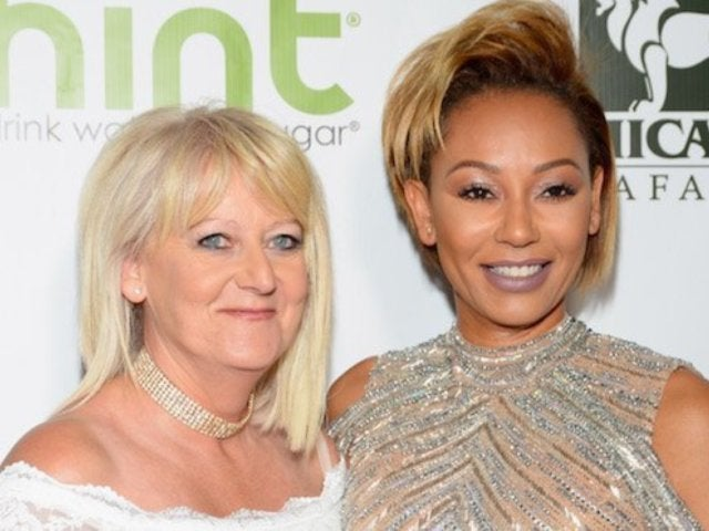 Mel B's Mother Andrea Brown 'So Proud' of Daughter's Treatment Plans