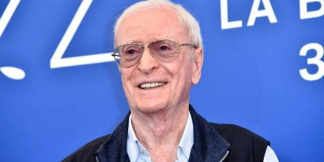 michael caine 2017 getty