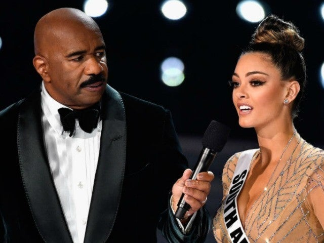 Steve Harvey Returning as Miss Universe Pageant Host Despite Infamous Blunder
