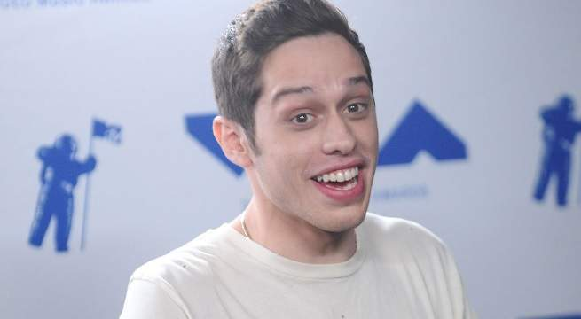 Pete Davidson Getty Images 2017