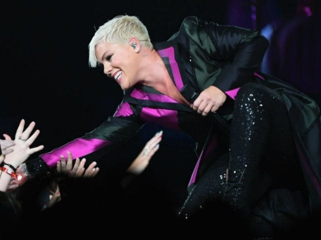 Pink Stops Concert to Console Young Fan Mourning Mom